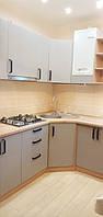 Встроенная угловая кухня 2,2 * 3,17 м 12