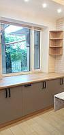 Встроенная угловая кухня 2,2 * 3,17 м 7