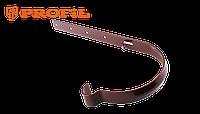Водосточная система Profil 130 Кронштейн желоба металлический (Водосток Профил)