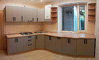 Встроенная угловая кухня 2,2 * 3,17 м 6