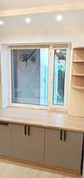 Встроенная угловая кухня 2,2 * 3,17 м 10