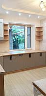 Встроенная угловая кухня 2,2 * 3,17 м 2
