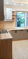 Встроенная угловая кухня 2,2 * 3,17 м 8