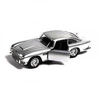 Модель легкова KT5406W Aston Martin Vulcan (Серебристый)