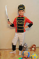 Детский маскарадный костюм для мальчика Гусар