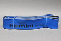 Резина для подтягиваний 30-55 кг 208*4,5*0.45 см Gemini