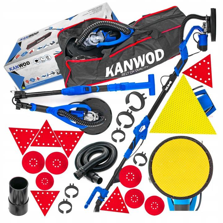 Шлифовальная машина для стен Kanwod DS7101