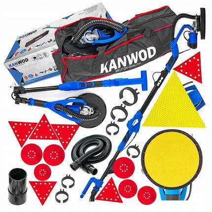 Шлифовальная машина для стен Kanwod DS7101, фото 2
