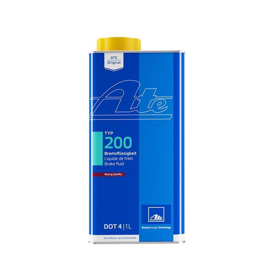 Тормозная жидкость ATE Brake Fluid TYP 200 DOT-4 1 л (03.9901-6212.2)