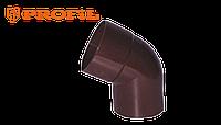 Водосточная система Profil 130 Колено трубы 60° d.100 (Водосток Профил)