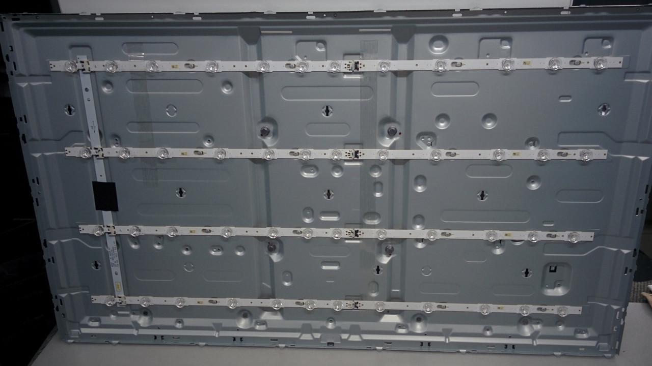 Светодиодная лед подсветка S KU6K 43 FL30 L7 REV1.0 160119 LM41-00268A для телевизора SAMSUNG UE43MU6192U