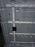 Светодиодная лед подсветка S KU6K 43 FL30 L7 REV1.0 160119 LM41-00268A для телевизора SAMSUNG UE43MU6192U, фото 3