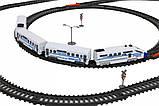 """Детская железная дорога """"Стрела"""" 2186, скоростной поезд, длина пути 900 см, звук, свет, фото 3"""