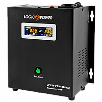 Джерело безперебійного живлення LogicPower LPY-W-PSW-800VA+ (560W) 5A/15A 12V