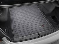 Коврик резиновый в багажник, черный. (WeatherTech) - 7 - BMW - 2015