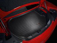 Коврик резиновый с бортиком в багажник, черный (WeatherTech) - Camaro - Chevrolet - 2009