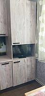 Встроенная угловая кухня и скинали 1,95*3,02 м  6