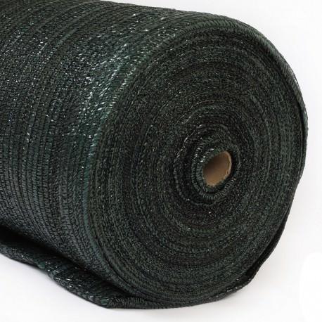 Сетка затеняющая 35%, ширина 2 м, зелёная (Греция), рулон THR35_2*100m