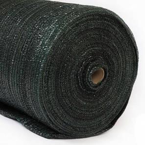 Сетка затеняющая 35%, ширина 2 м, зелёная (Греция), рулон THR35_2*100m, фото 2