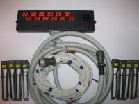 Система контроля высева семян  «ЛЕММА» для сеялок Мультикорн CK,SK,Тодак (сигнализация).