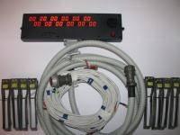 Система контроля высева семян  «ЛЕММА» для сеялок Мультикорн CK,SK,Тодак (сигнализация)., фото 1