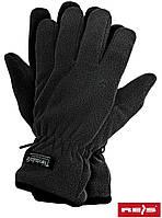 Зимові рукавички RDRAG BLACK
