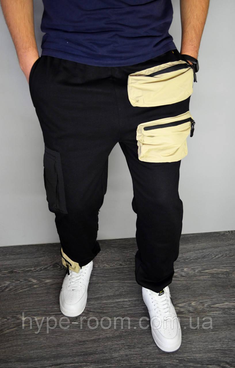 Чоловічі спортивні штани Travis Scott x Cactus Jack не утеплені