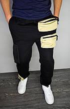 Мужские спортивные штаны Travis Scott x Cactus Jack не утепленные