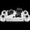 Комплект видеонаблюдения GreenVision GV-K-S12/04 1080P