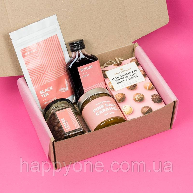 Подарочный набор Pink Caramel