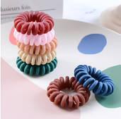 Резинка на голову пружина (цвета в ассортименте)