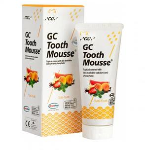 Крем для зубiв GC Tooth Mousse Tutti-Frutti 35 мл  Тутті-Фрутті