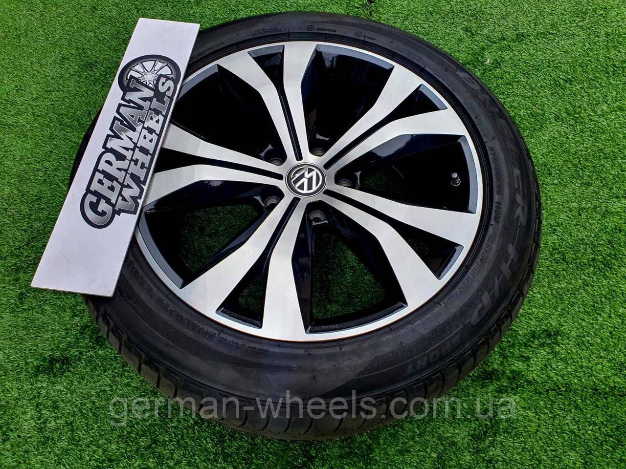 Оригинальные диски R20 VW Touareg Tarragona