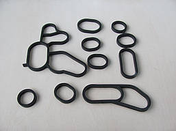 Комплект прокладок теплообменника Fiat Doblo 1.3JTD 01- | MEAT&DORIA