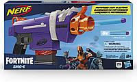 Бластер Нерф Фортнайт СМГ Hasbro Nerf Fortnite SMG E8977 оригинал