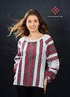 Женская вышитая сорочка 0057, фото 1