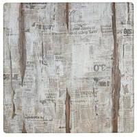 Стільниця Topalit 80х80 см Newspaper 0151