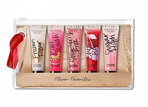 Набор блесков Flavor Favorites Lip Gloss Set Victoria`s Secret