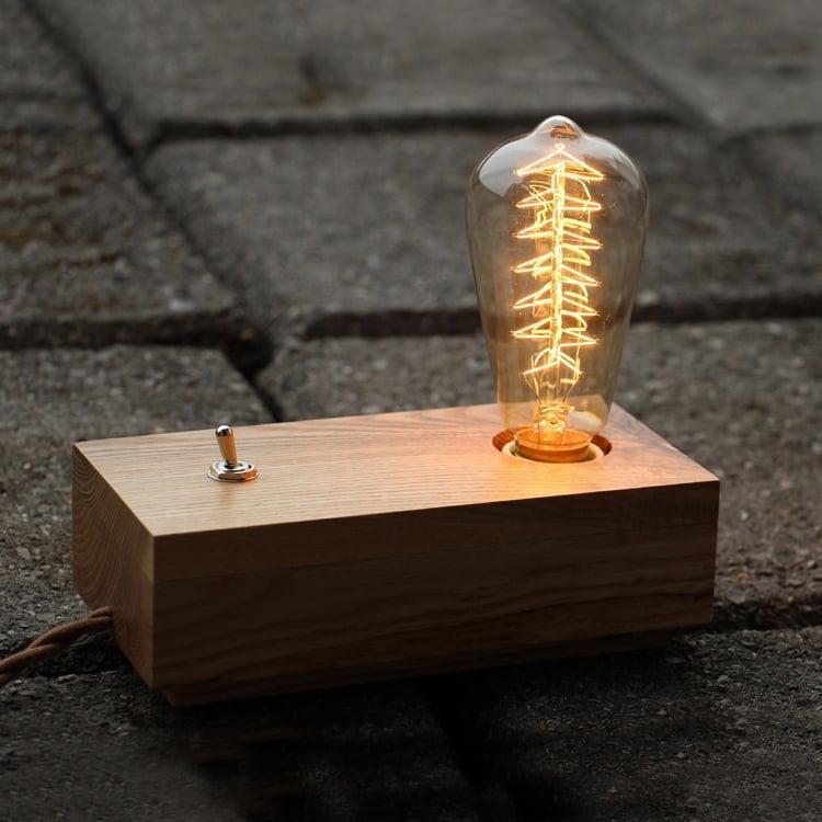 Світильник настільний Brick 20х14см
