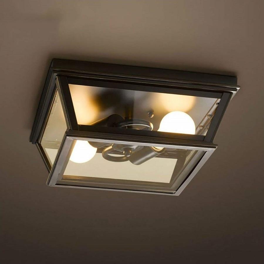 Світильник стельовий Square l35 h16cm