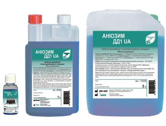 Аніозим ДД1 UA (Aniosyme DD1 UA), 5л