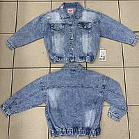 Джинсовый пиджак на девочку подростка Н&Н