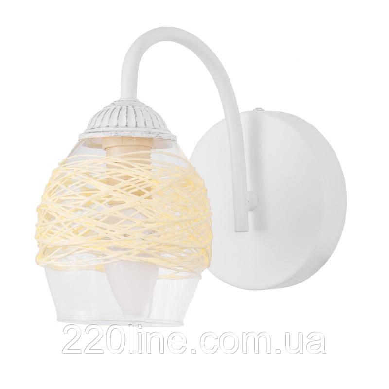 Світильники спрямованого світла настінне накладне класичне BCL-661W/1 E14