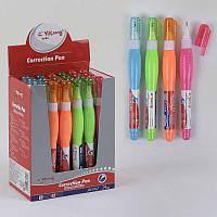 Корректор-ручка С 37045 (24) ЦЕНА ЗА 24 ШТУКИ В БЛОКЕ, диаметр 0,02 мм/ 5 мл
