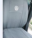 Авточохли на передні сидіння Volkswagen LT 1+2 1996-2006 роки Ніка, фото 2