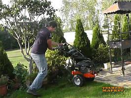 Установка и обслуживание газонокосилок-роботов
