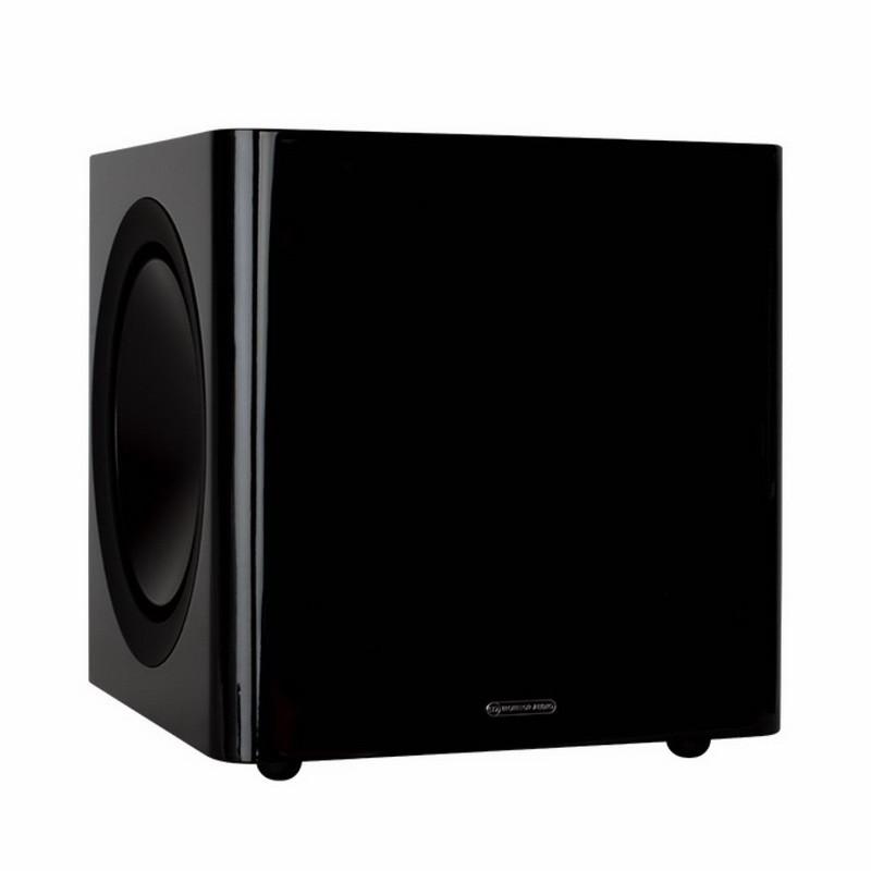 Сабвуфер Monitor Audio Radius 390 gloss Black