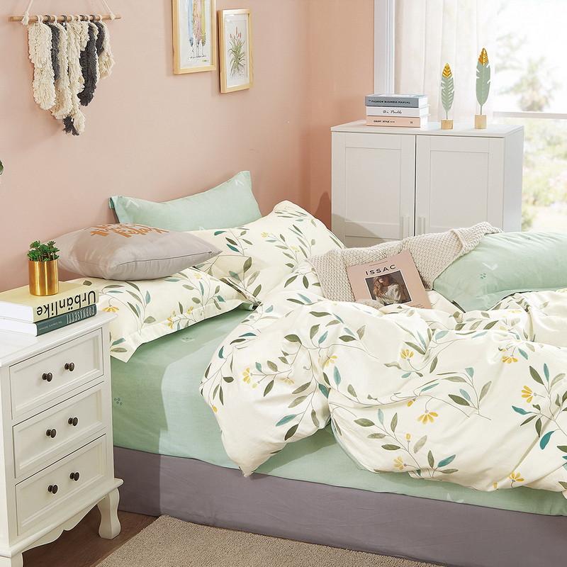 Комплект постельного белья Bella Villa Сатин 200 x 220  B-0262 Eu