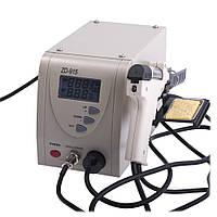 ZD-915 демонтажная паяльная станция Zhongdi отсос припоя, 80W, 160…480°C