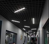 Лінійний світлодіодний світильник LED FLF-02 K 36W NW, фото 6